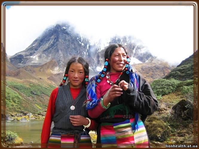 тибетская медицина, тибет