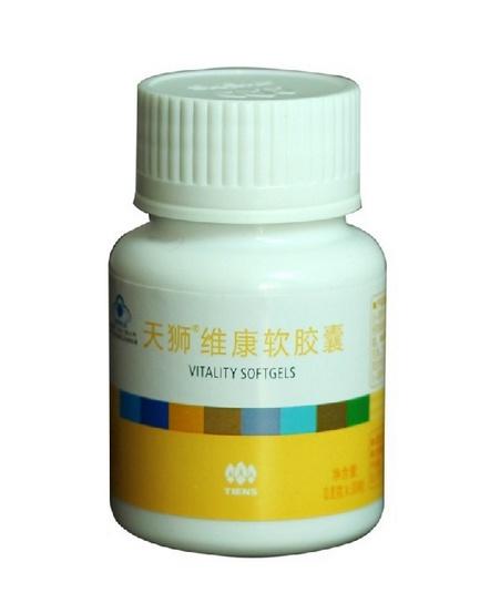 Вейкан Тяньши, ростков пшеницы, витамин Е