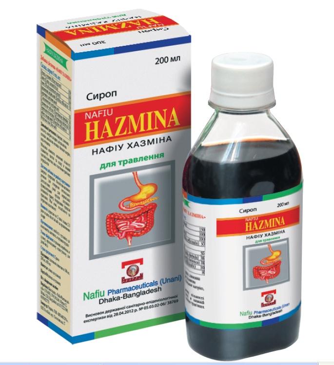 нафиу хазмина,для пищеварительной системы, аюрведа,травяной сироп, фитотерапия