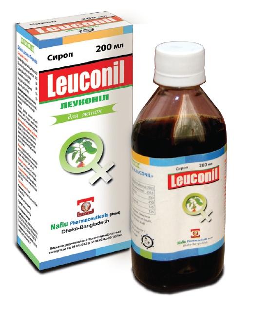 леуконил,менопауза,нарушение менструального цикла,