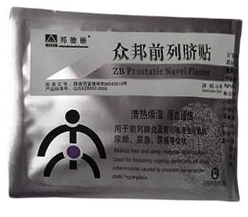 пластырь урологический профилактический, урологический пластырь