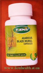 Агарик Бразильский (Agaricus Blazei Murill )