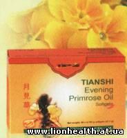 Масло энотеры Тяньши, энотера, масло примулы вечерней